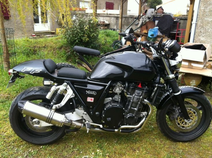 BIG ONE CAFE RACER SLR 650 SCRAMBLER