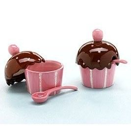 Cupcake sugar bowl!