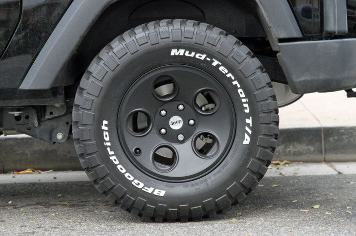 used wheels and tires for jeep wrangler