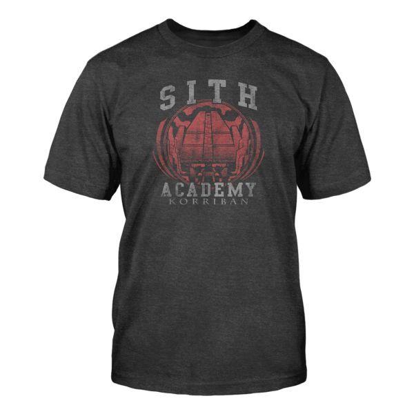 Tričko Star Wars The Old Republic: Sith Academy, XLarge