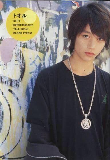 Young Toru  #Toruoneokrock