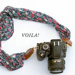 Manualidad: Personaliza la cinta de tu cámara de fotos - Manualidades para niños - Charhadas.com