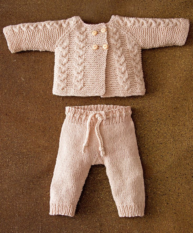 Lana Grossa JACKE & HOSE 365 Cashmere - FILATI INFANTI No. 11 - Modell 40-41 | FILATI.cc WebShop