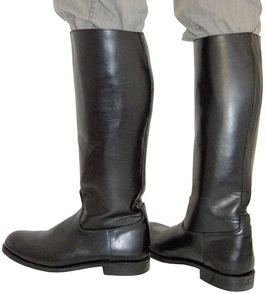 Todd's Costumes  - Han Solo Boots, $199.95 (http://www.toddscostumes.com/costumes/han-solo-costume/han-solo-boots/)