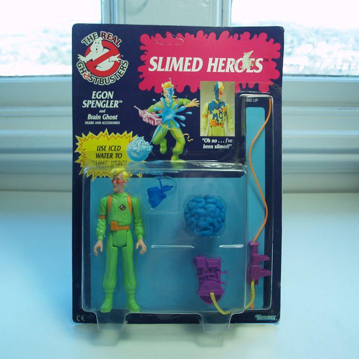 That Was Rad - Ghostbusters Egon Spengler Slimed Heroes