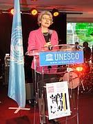 Irina Bokova, Director-General, UNESCO
