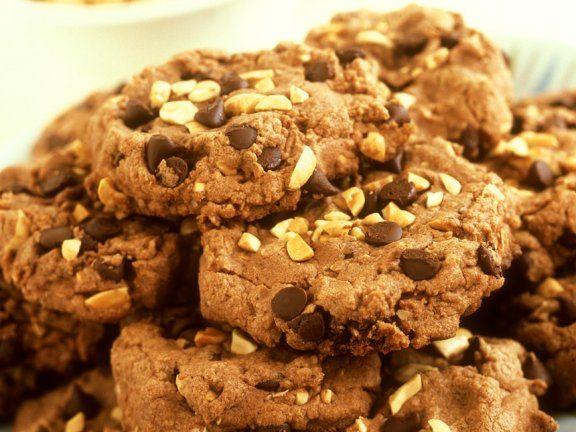 Hafer-Schoko-Cookies ist ein Rezept mit frischen Zutaten aus der Kategorie Getreide. Probieren Sie dieses und weitere Rezepte von EAT SMARTER!