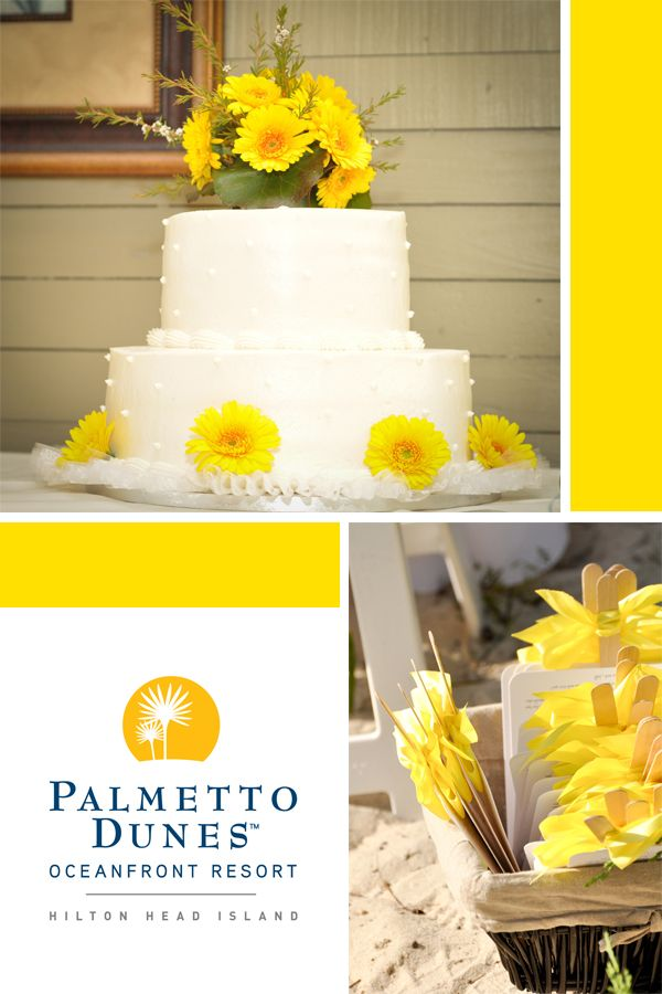 From the ceremony to the catering, Palmetto Dunes has a variety of options for your special day.