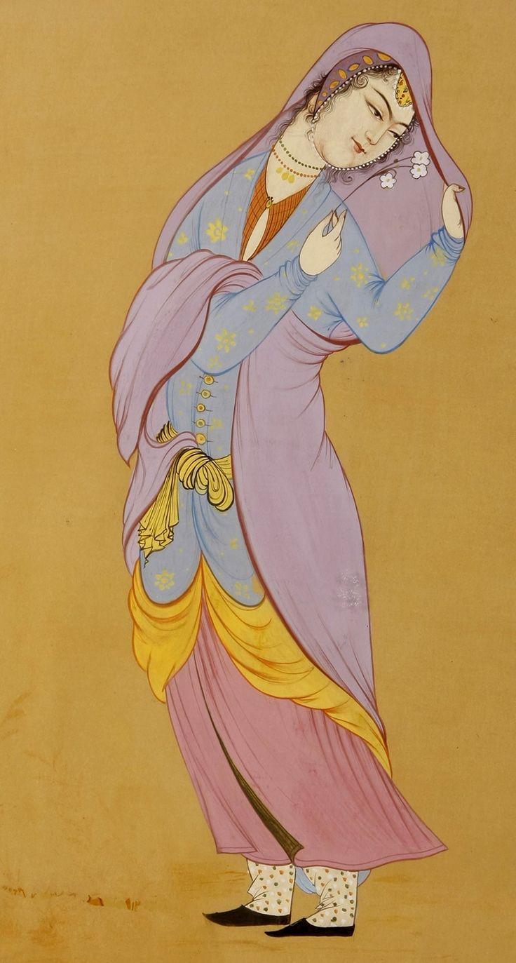 Hürrem Sultan Minyatür-Taner Alakuş Minyatür Atölyesi
