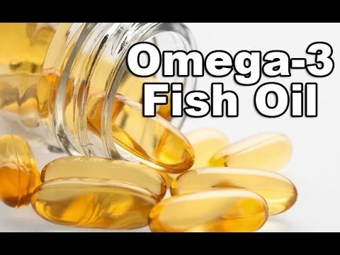 Omega 3 Fish Oil Supplements Benefits - Leading A Healthy Lifestyle