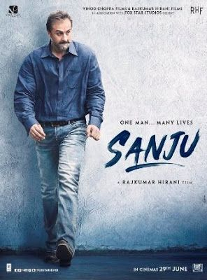 Image result for Sanju 2018 Poster