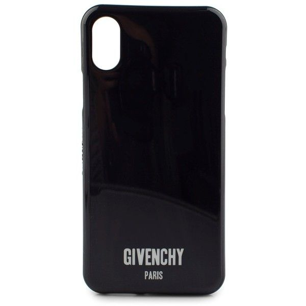 Givenchy Iphone Cover Black ($88) ❤ liked on Polyvore featuring accessories, tech accessories, apple iphone case, givenchy, givenchy iphone case, iphone sleeve case and iphone cases