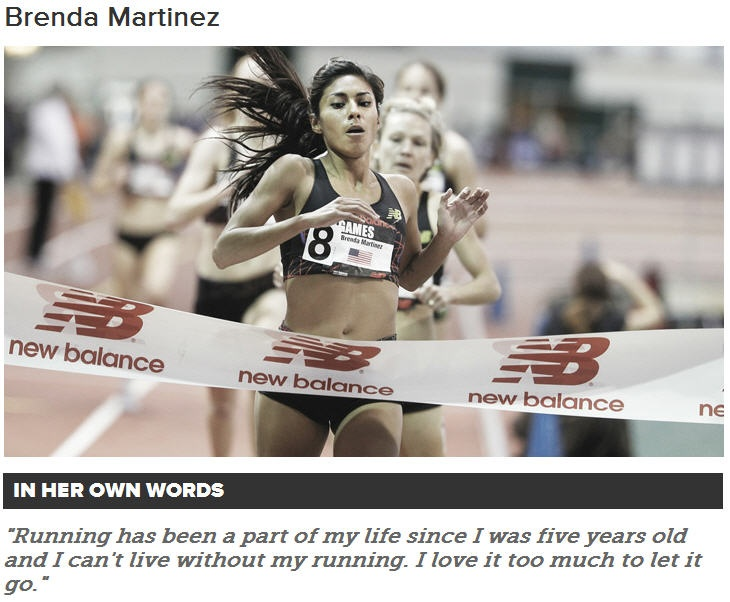 new balance running quotes