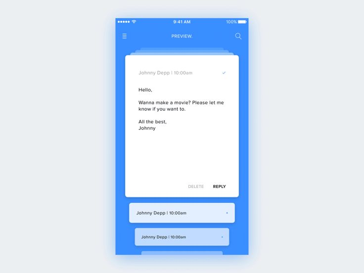 User interface by @cerpow