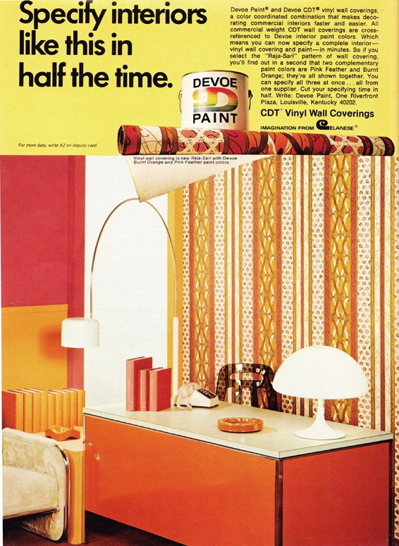 The 120 best Vintage Paint Ads images on Pinterest | Advertising ...