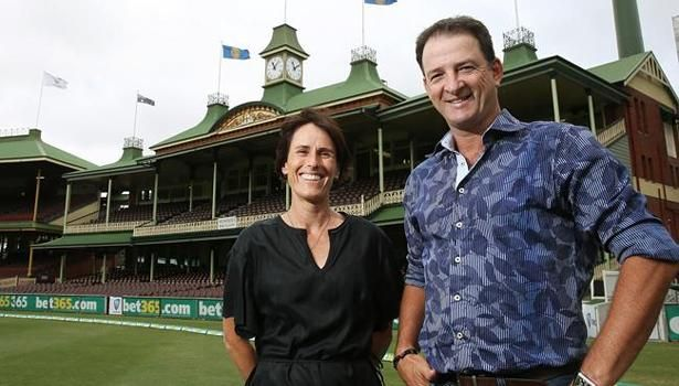 Mark Waugh,Belinda Clark to be inducted into Australian Cricket Hall of Fame