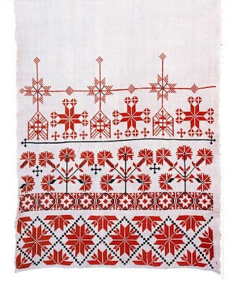 Slavic Folklore Patterns - 7 page views remaining today