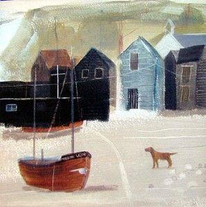 Hastings Painting- Hannah Cole