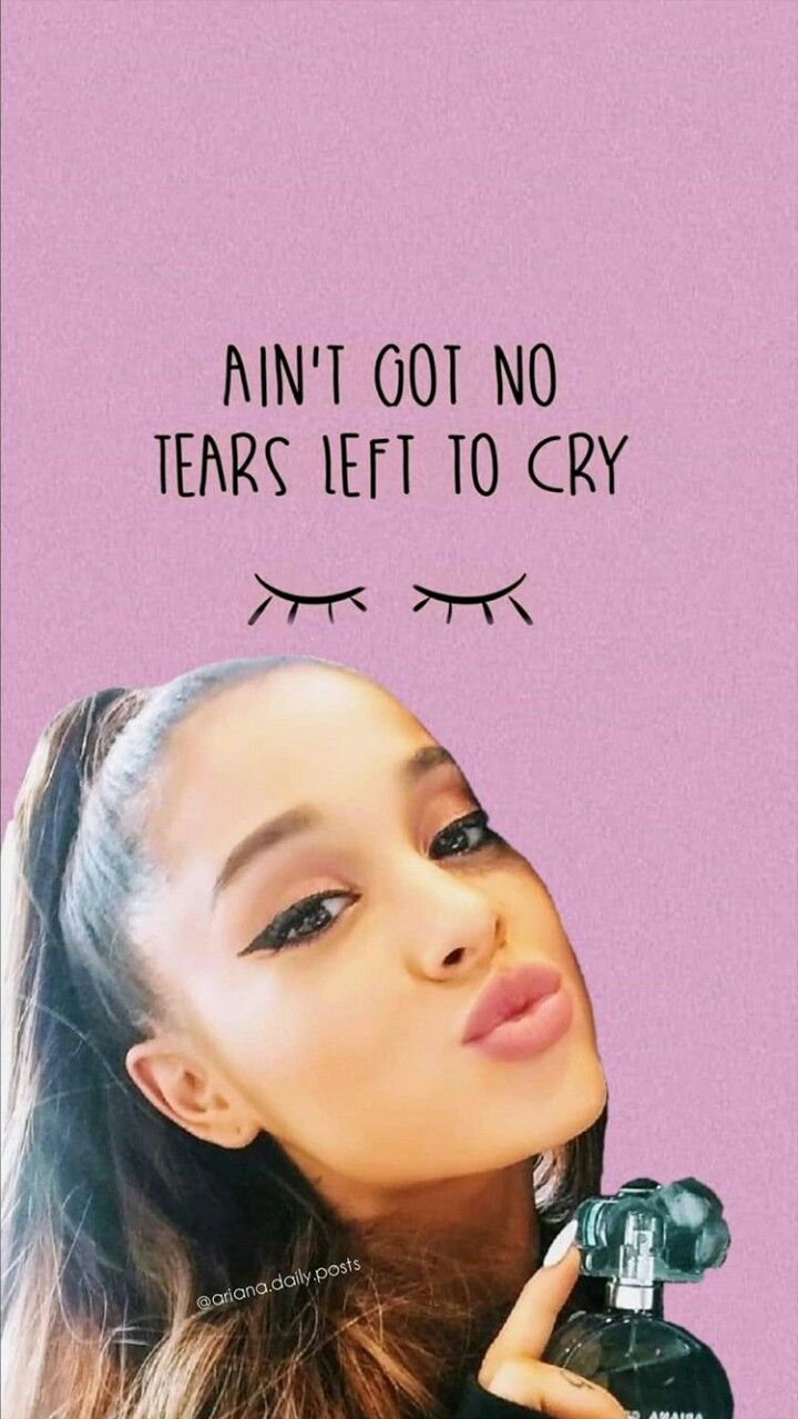 Pin By L On Ev Ariana Grande Lyrics Ariana Grande Sweetener