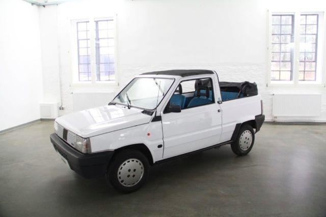 1990 Fiat Panda - Cabrio, Limitiert Fußball WM 1990