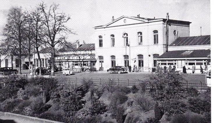 Parkweg Enschede (jaartal: 1945 tot 1950) - Foto's SERC