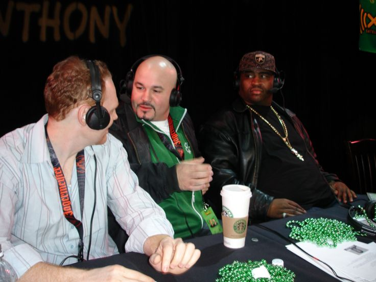 Patrice with Bob Kelly and Bill Burr | Friends family ...