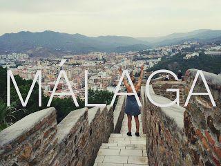 MÁLAGA: Ein Muss für jede Andalusien-Reise! Perfekte Verbindung für einen Städtetrip mit Badeurlaub.