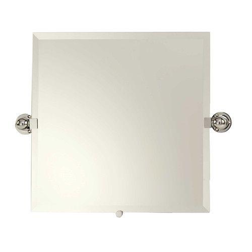 Found it at Wayfair - City 212 Frameless Pivoting Wall Mirror