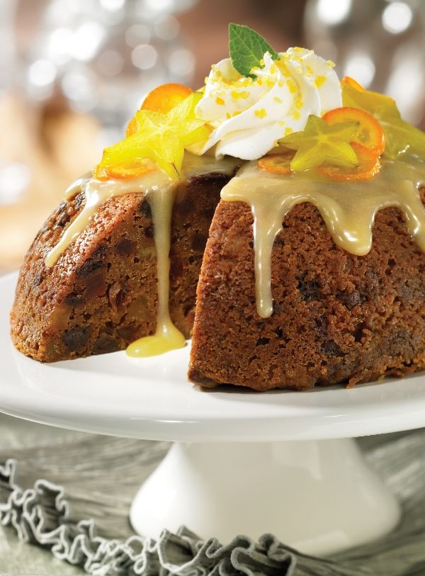 Slow Cooker Plum Pudding — CakeSpy
