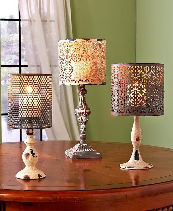 Best 10 Candle lamp ideas on Pinterest Candle lamp shades
