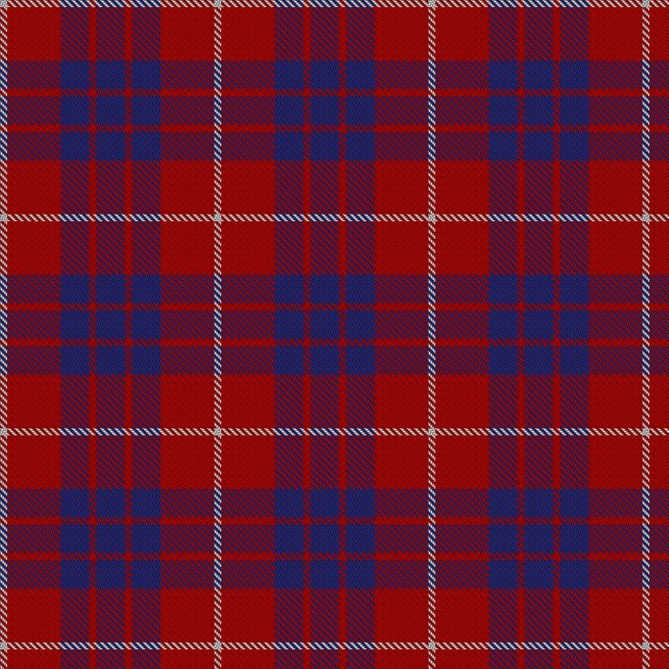 Information from The Scottish Register of Tartans - Hamilton Tartan
