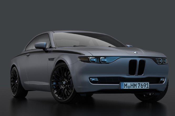 Feltámasztották az egyik legszebb BMW-t