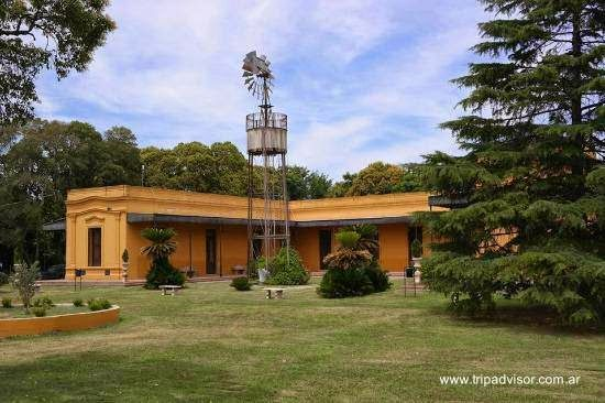 Arquitectura de Casas: Cascos de estancia contemporáneos.
