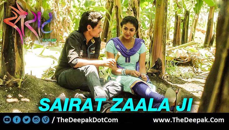 Sairat Zhala Ji Marathi Song Video | Ajay Atul - Akash Thosar, Rinku Rajguru