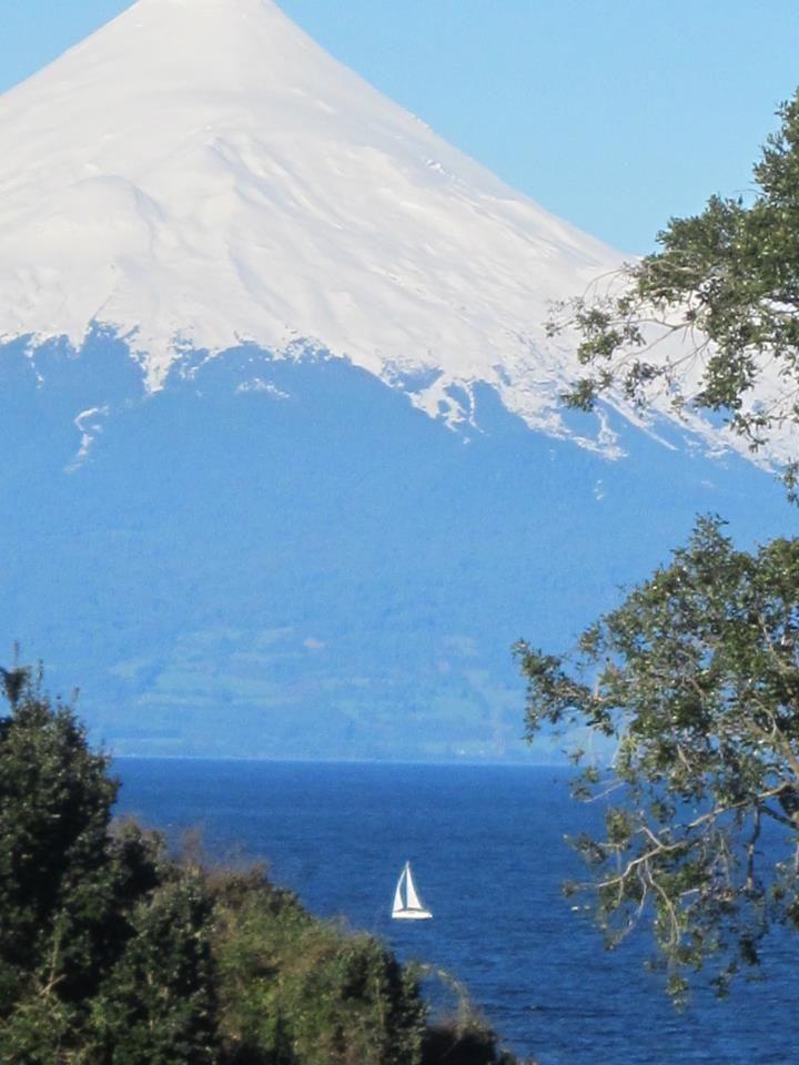 Frutillar , sur de Chile