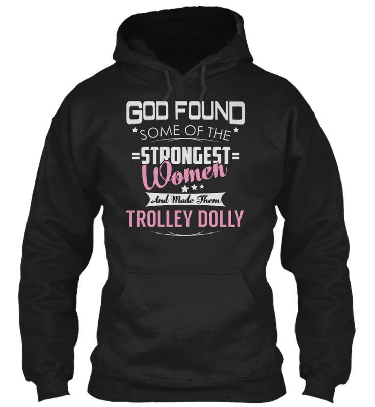 Trolley Dolly - Strongest Women #TrolleyDolly