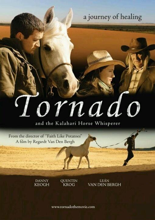 Tornado - Another masterpiece by screen legend Regardt Van Den Berg.