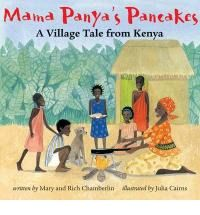 Mama Panya is alarmed at the market when her son Adika invites all of their friends to come over for pancakes. However will she feed them all? This story about village life teaches children the benefits of sharing as well as introducing simple Swahili phrases.