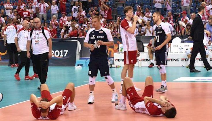 Rosyjski siatkarz wulgarnym gestem podsumował występ Polaków na mistrzostwa Europy [FOTO]