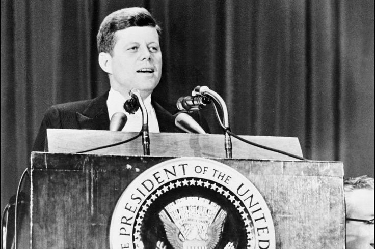 John F. Kennedy's Prophetic Rebuke of Tea Party Politics In the speech he never got to give, the slain president spoke out against right-wing irrationality