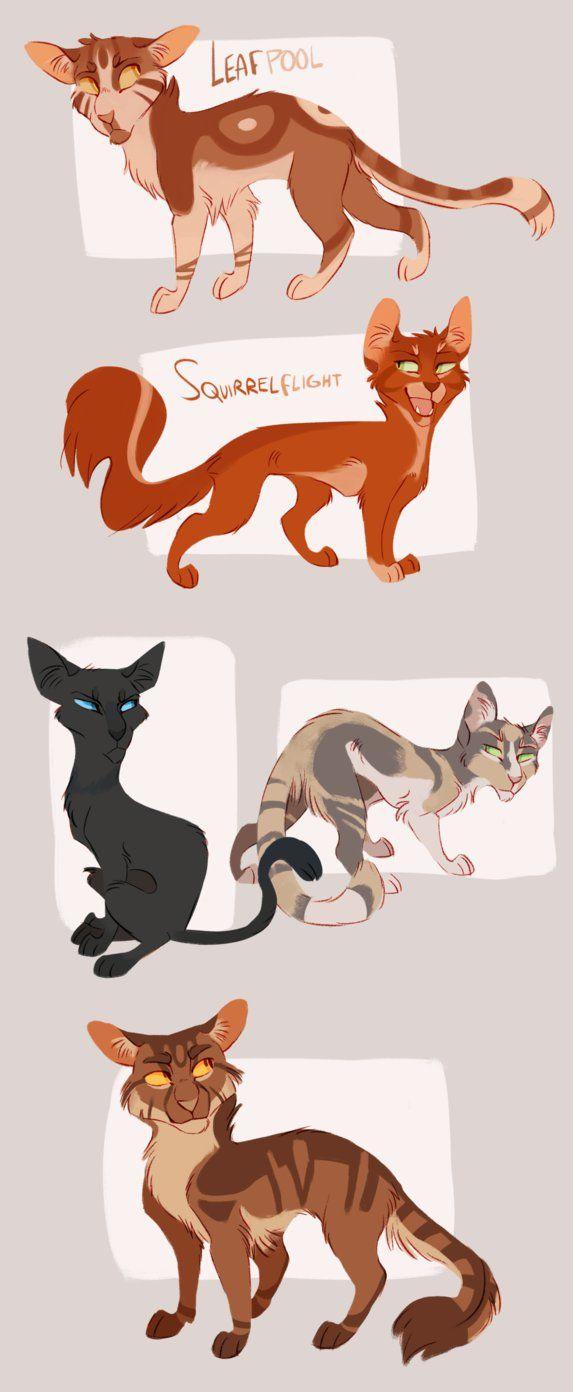 Character Design Pinup Art : By finchwing on deviantart warrior cats pinterest