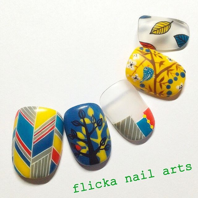 ネイル 画像 flicka nail arts 727768