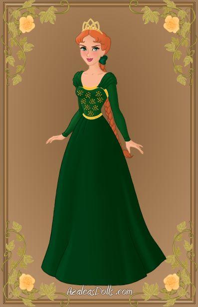 Princess Fiona by kawaiibrit.deviantart.com on @deviantART