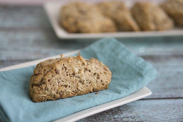 Chocolate Coconut Scones — JaMonkey - Atlanta Mom Blogger ...