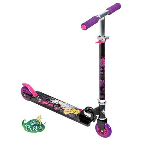 Huffy Disney Sassy Tink Girls' Inline Folding Scooter