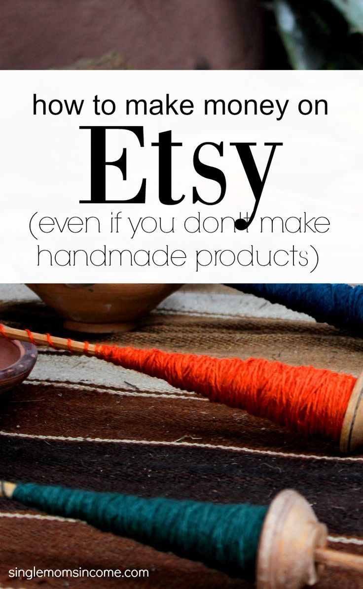 17 best ideas about selling handmade items on pinterest for How to make money selling ideas