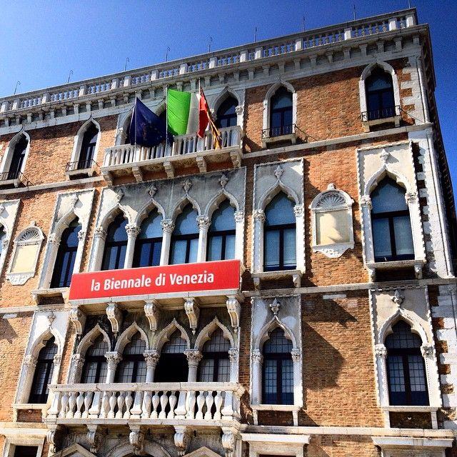 Ca' Giustinian - la Biennale di Venezia