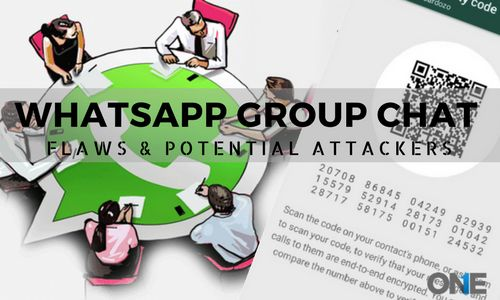 Potential Attackers: Exploit WhatsApp Flaws & Users Encrypted Chats