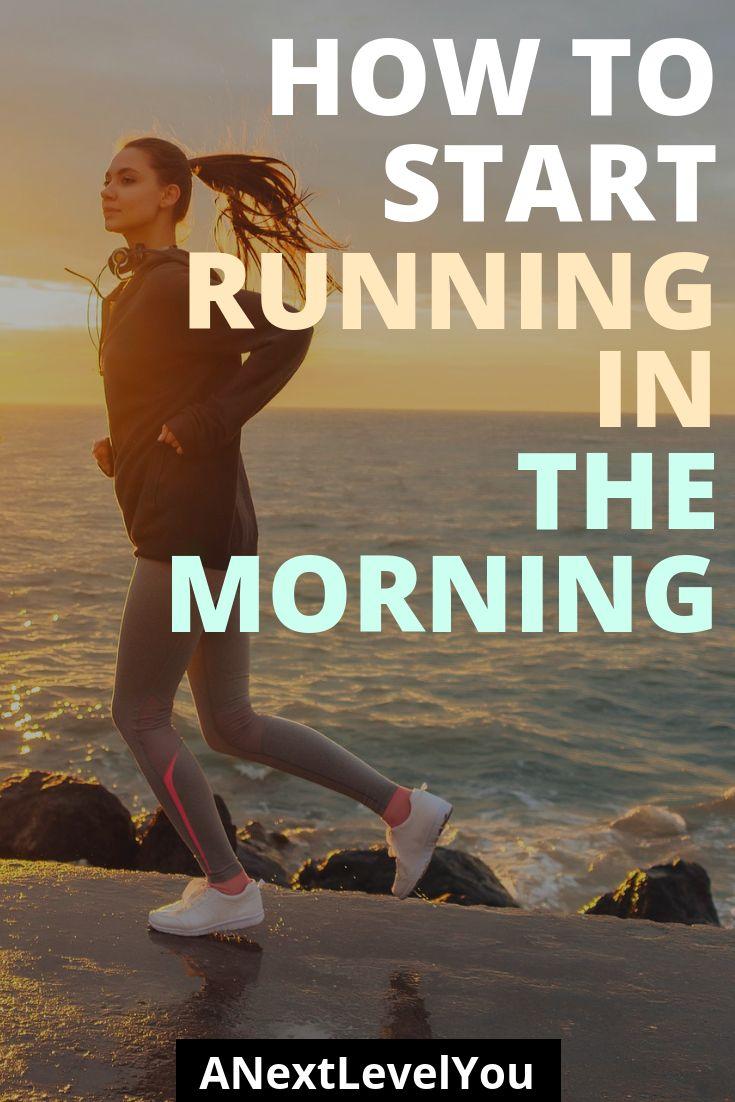 Come iniziare a correre al mattino   Correre per principianti Suggerimenti per la corsa   Correre…