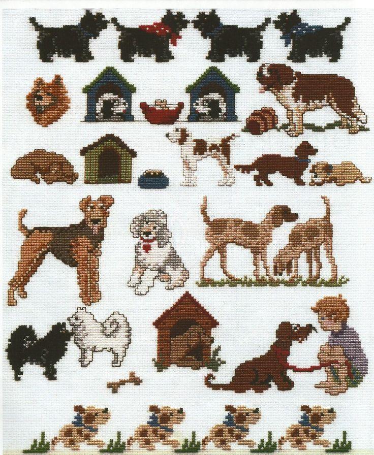 Hondensampler - firma Coats
